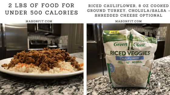 high volume meals for fat loss mason woodruff
