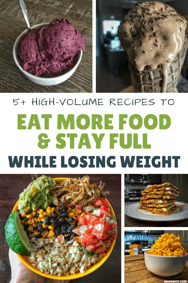 Stop worrying about which foods are best for fat loss or increasing your metabolism and start learning how to stay full and satisfied on a fat loss diet.