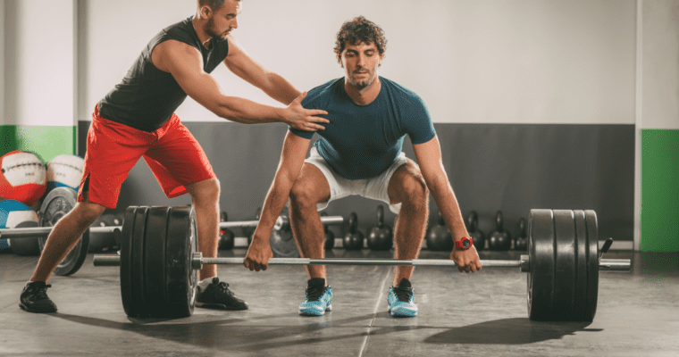 How to Teach Yourself to Hinge for Kettlebell Swings and Deadlifts