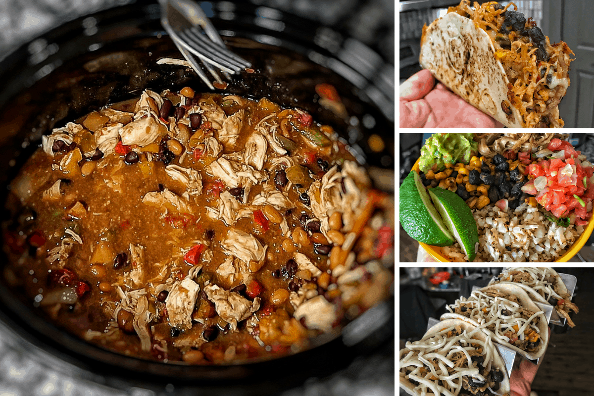 Slow Cooker Chicken Fajitas: A Quick and Easy High Protein Recipe