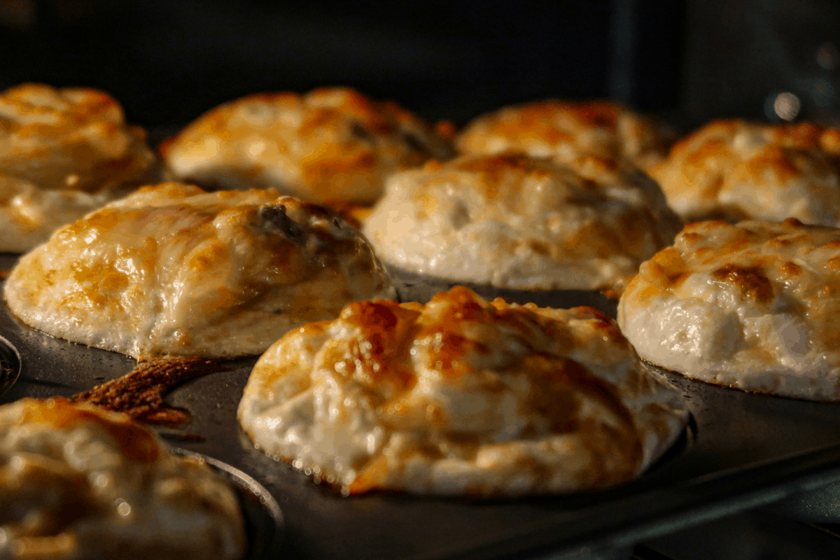 Healthy Breakfast Muffins High Protein Low Carb Cheesy Hash Brown