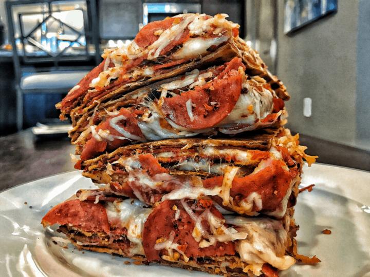macro friendly pizza recipe