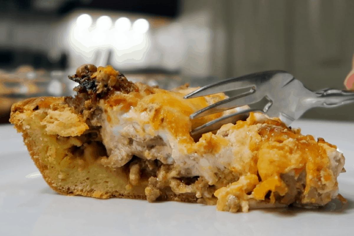 Low Carb Dorito Pie Copycate