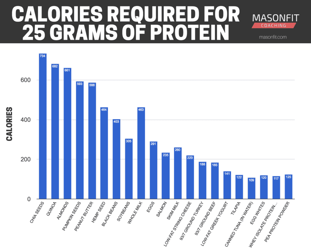 best protein sources for muscle gain