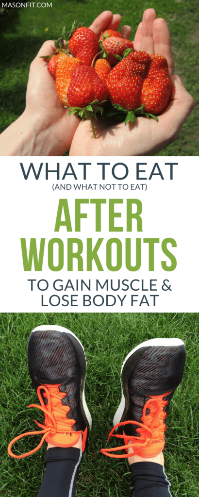 Does what you eat around your workouts affect your workouts?