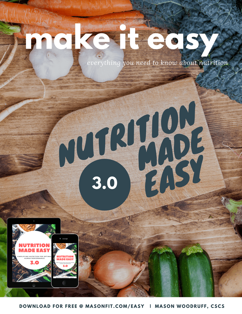 Free Download: Nutrition Made Easy 3.0