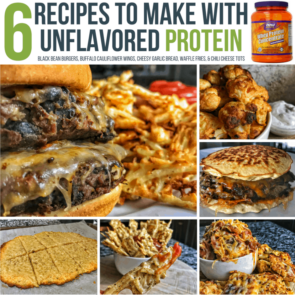6 Unflavored Protein Powder Recipes You Have to Try