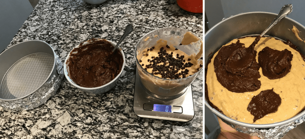 how to make your own healthy cookie dough