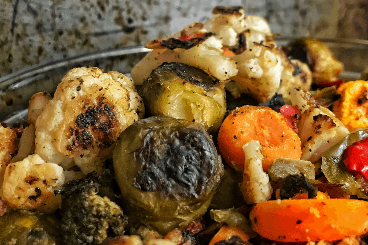 How to Roast Frozen Vegetables and the Best Vegetables for Roasting