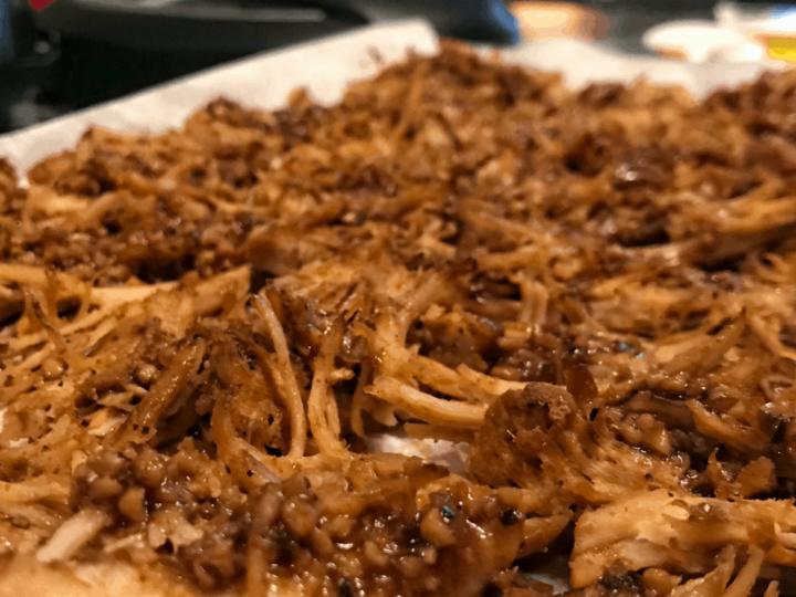 5-Ingredient Crispy Carnitas: Instant Pot and Crock Pot Friendly