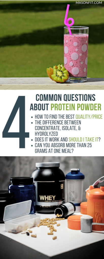 What you need to know about protein powder from a certified strength and nutrition coach.