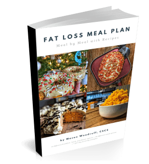 mason woodruff fat loss meal plan