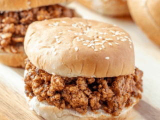 healthy instant pot sloppy joes recipe