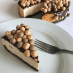 healthy instant pot cheesecake reese's chocolate peanut butter