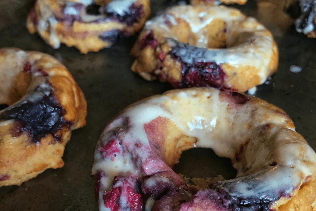 cap'n crunch protein donuts recipe