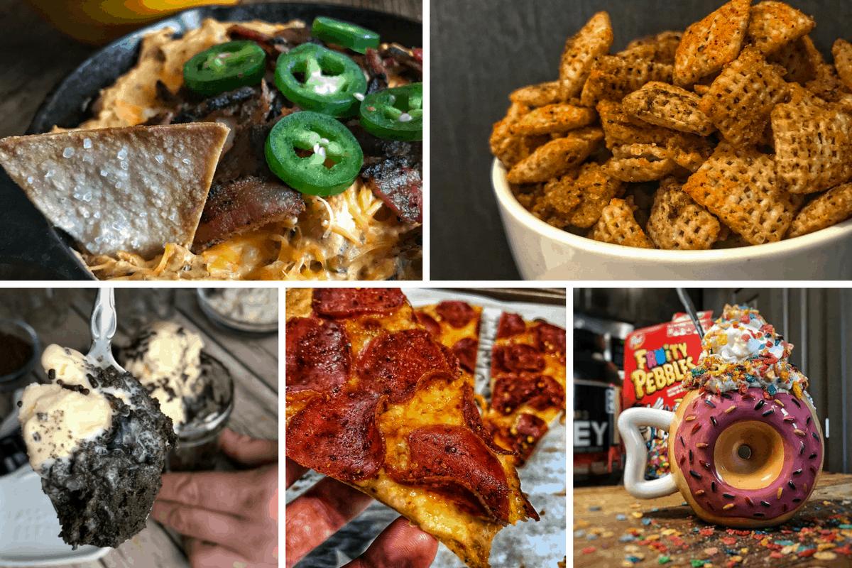 10 High Volume Snacks Under 300 Calories