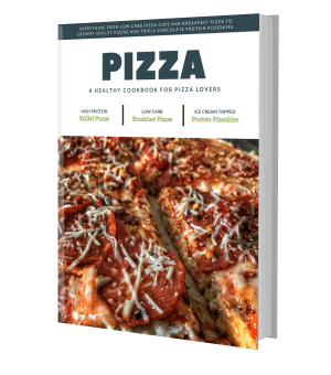healthy pizza cookbook