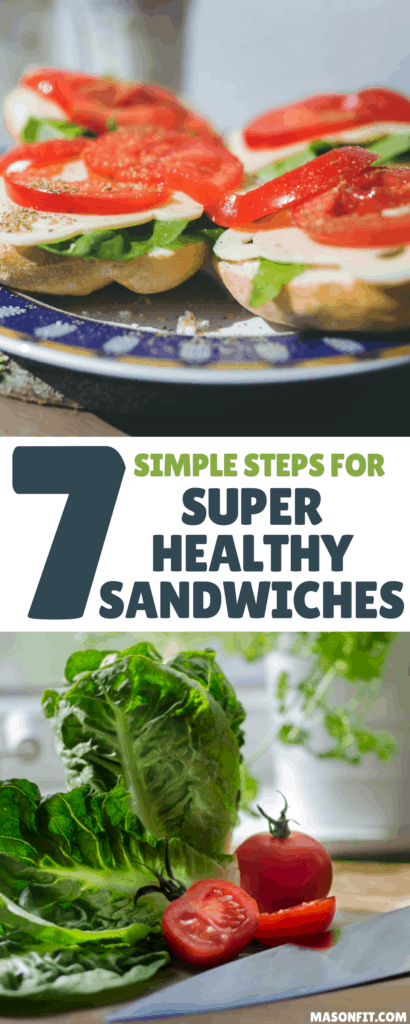 Everything you need to know about crafting super healthy sandwiches and becoming a true sandwich artist. Do you know about bread and protein selection or how to make your own healthy mayo? You will.