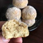 cinnamon churro protein balls RSP Nutrition TrueFit cinnamon churro protein powder