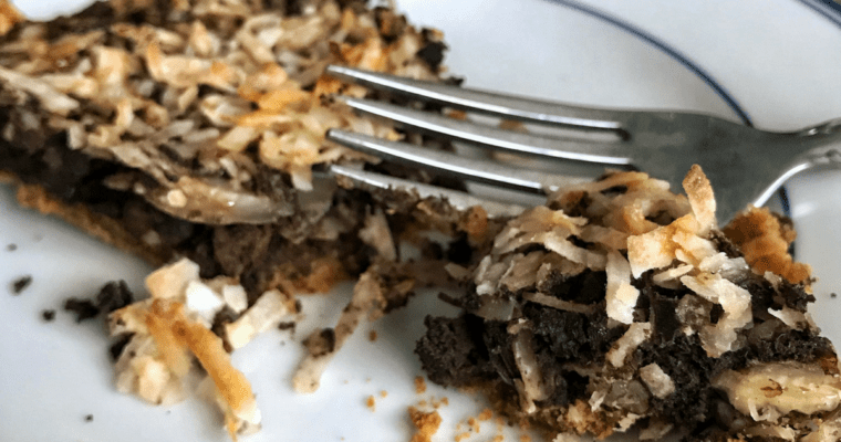 Skinny Hello Dolly Pie: A Lower Fat, Lower Calorie Recipe