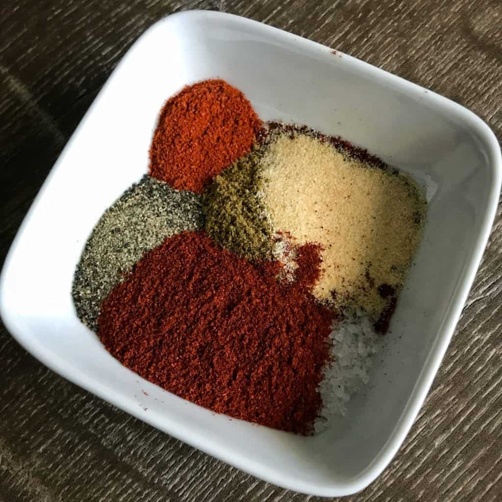 homemade chorizo seasoning