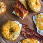 low carb biscuit donuts