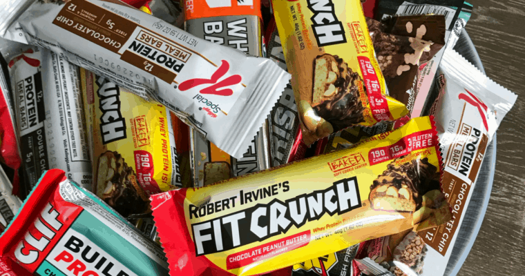 The Best Protein Bars Based on Price, Macros, and Taste
