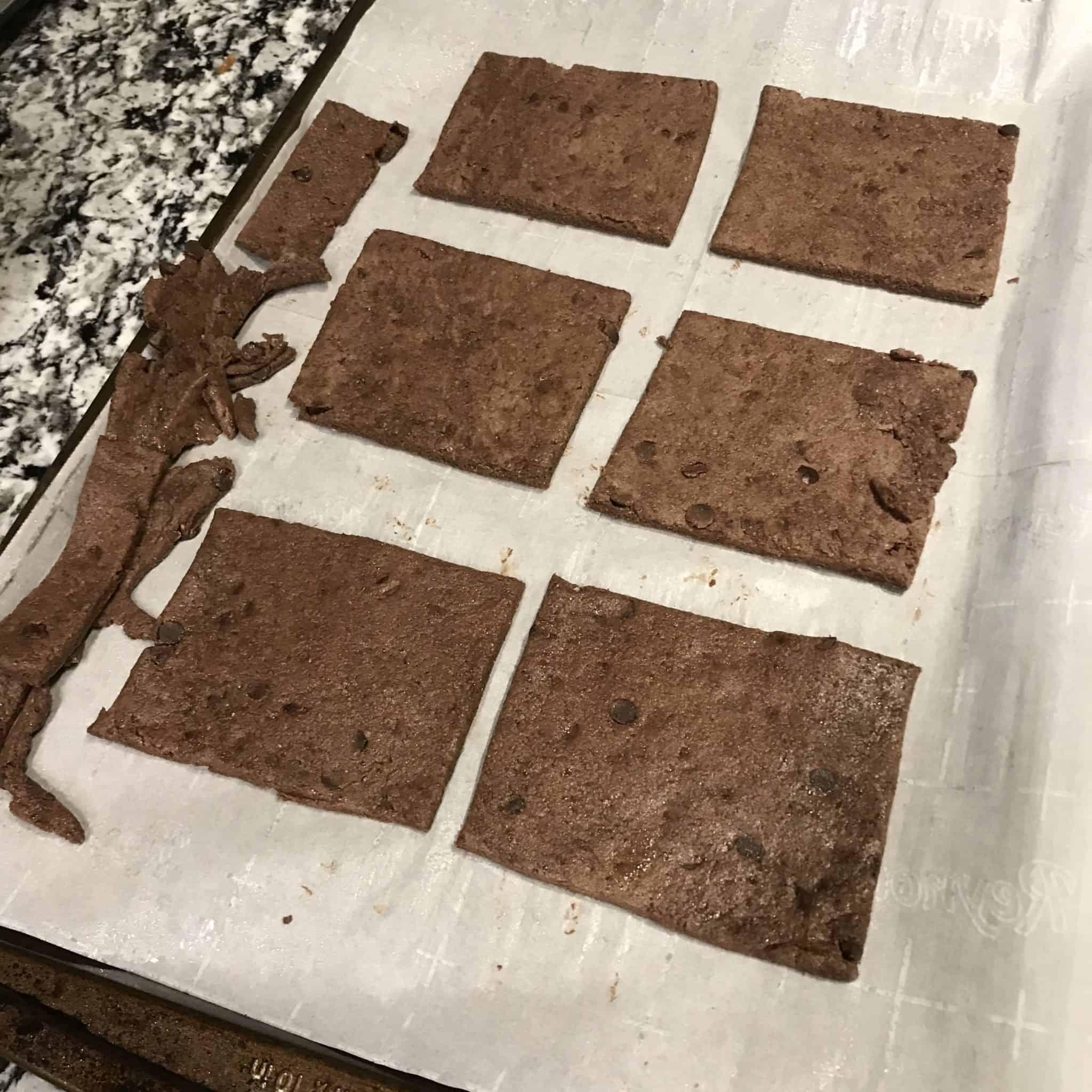 healthy pop tarts before filling