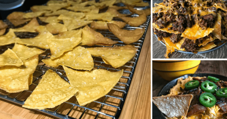 Low Calorie Tortilla Chips