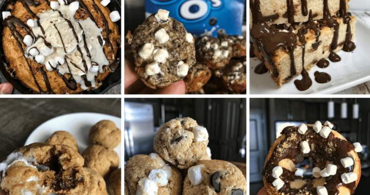 8 Healthy S'mores Recipes