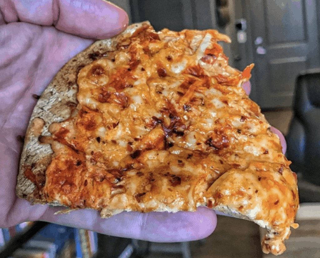 rotisserie chicken buffalo chicken pizza