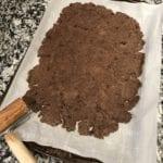 chocolate cinnamon rolls recipe step 1