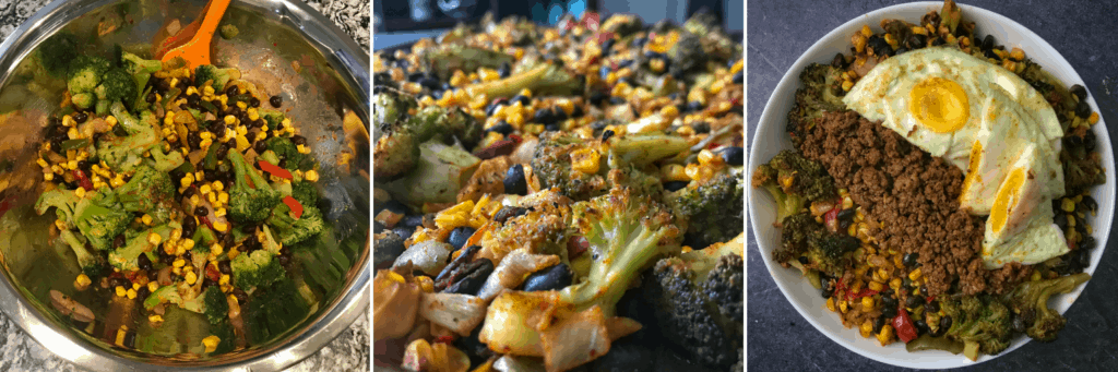 tex-mex easy roasted vegetables how to roast frozen vegetables