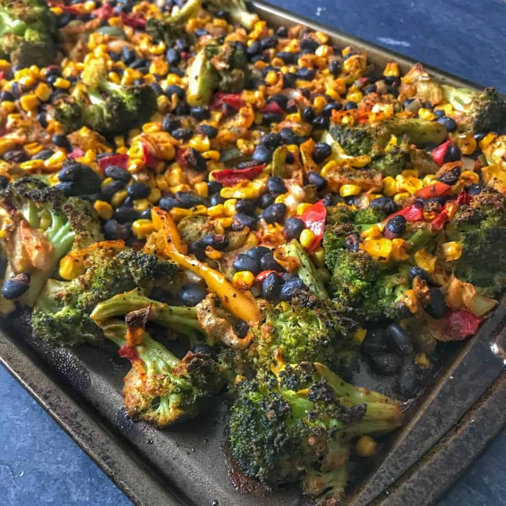 easy roasted vegetables recipes