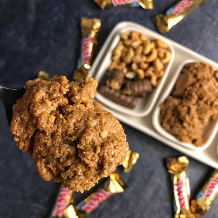 twix protein cookie butter
