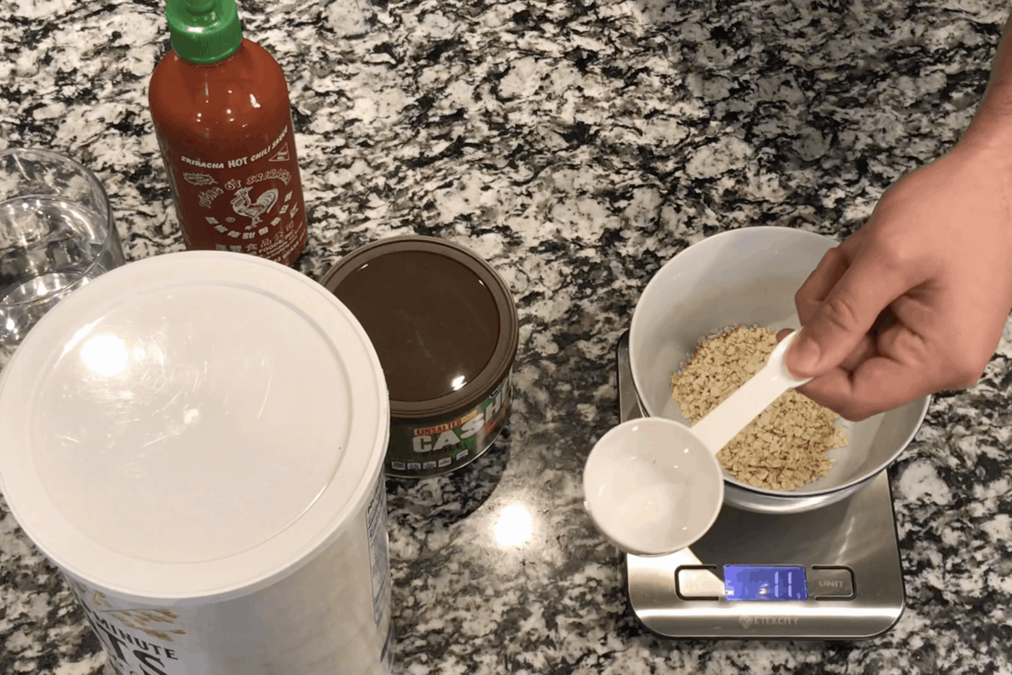 How to Use a Food Scale for Cooking and Tracking Macros