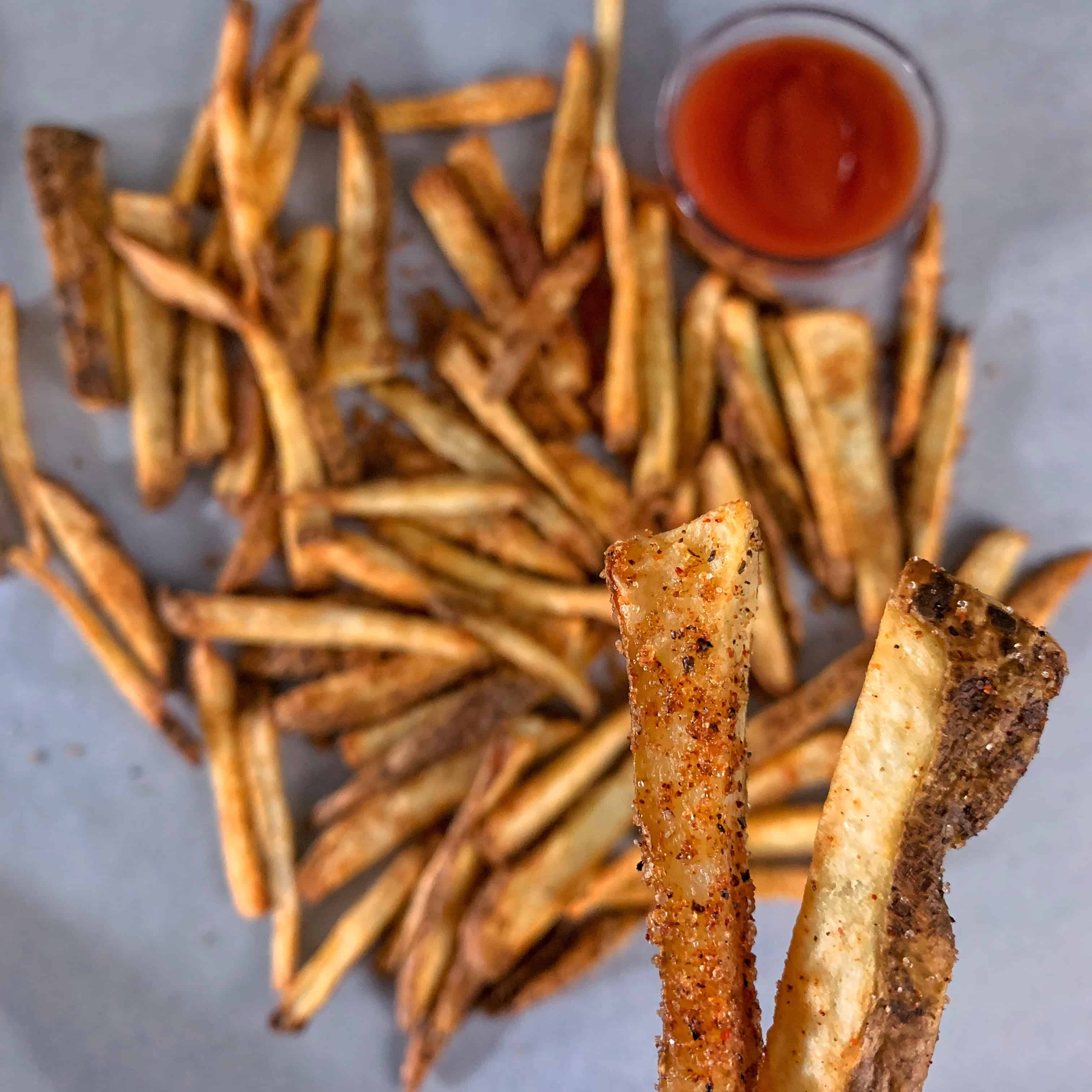 How To Make Wingstop Fries A Healthier