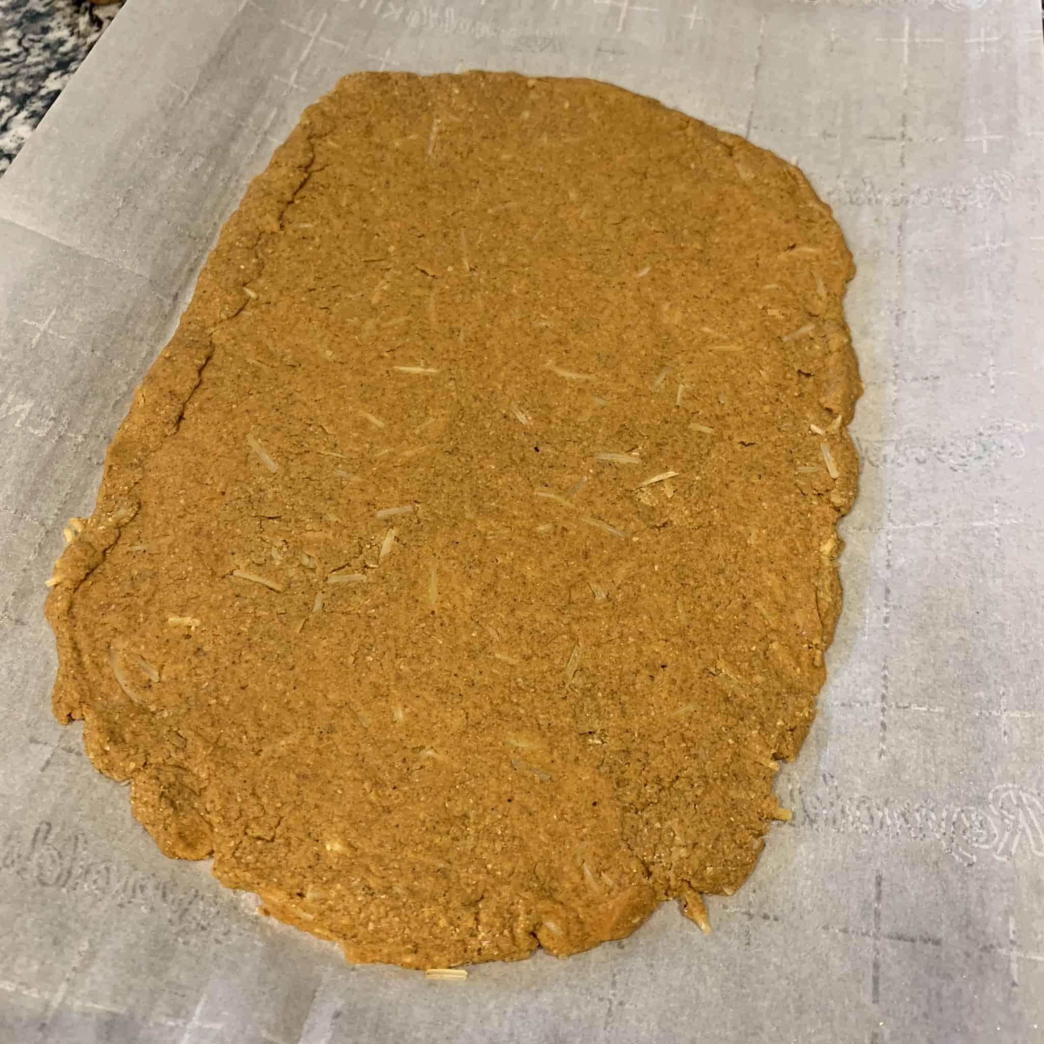 pumpkin pizza crust recipe step 5