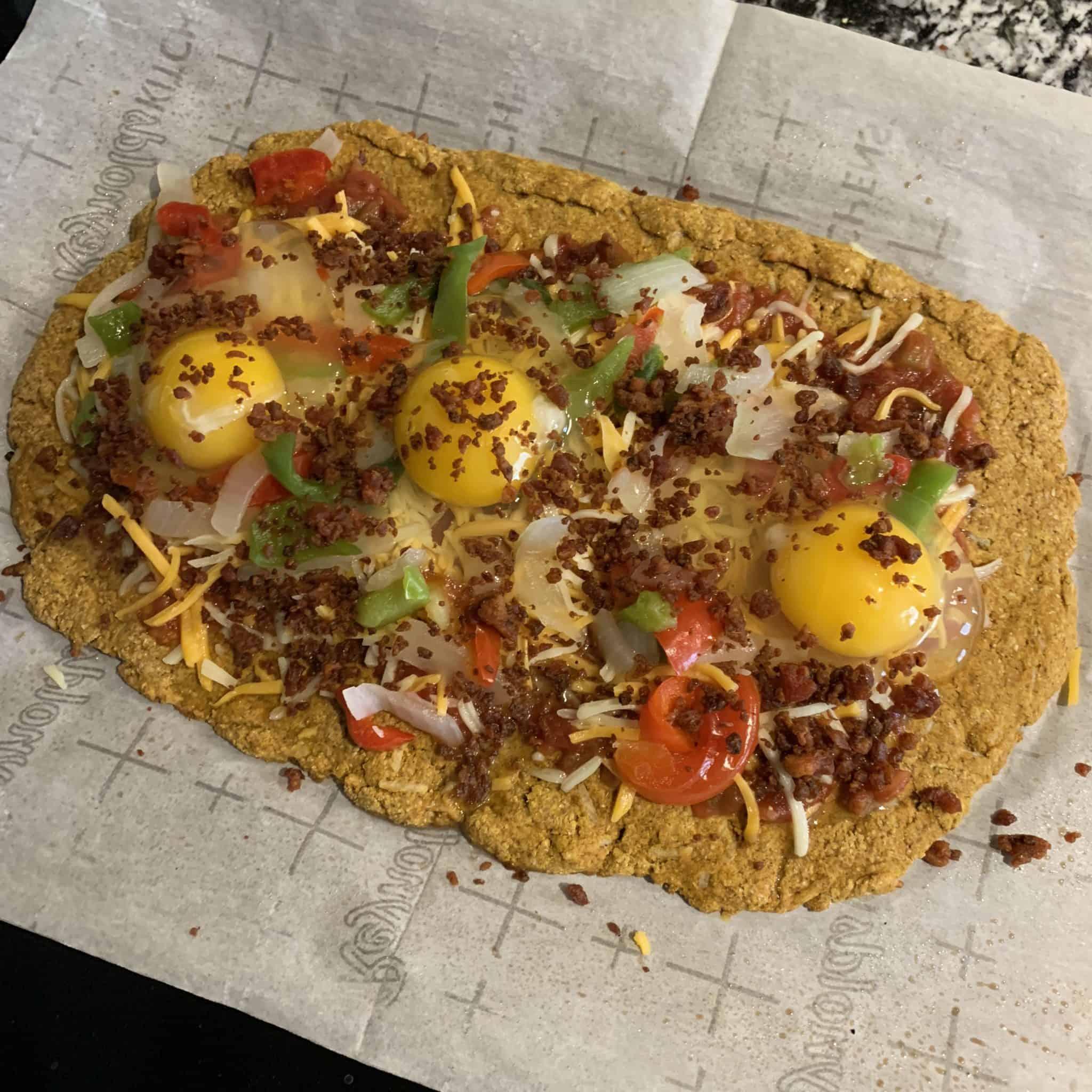 pumpkin pizza crust recipe step 6