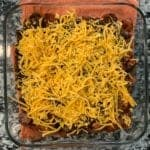 healthy chili dog tater tot casserole step 8