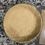 healthy kodiak cakes apple crisp pie step 4