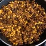 one pan chipotle beef sweet potato nachos step 4