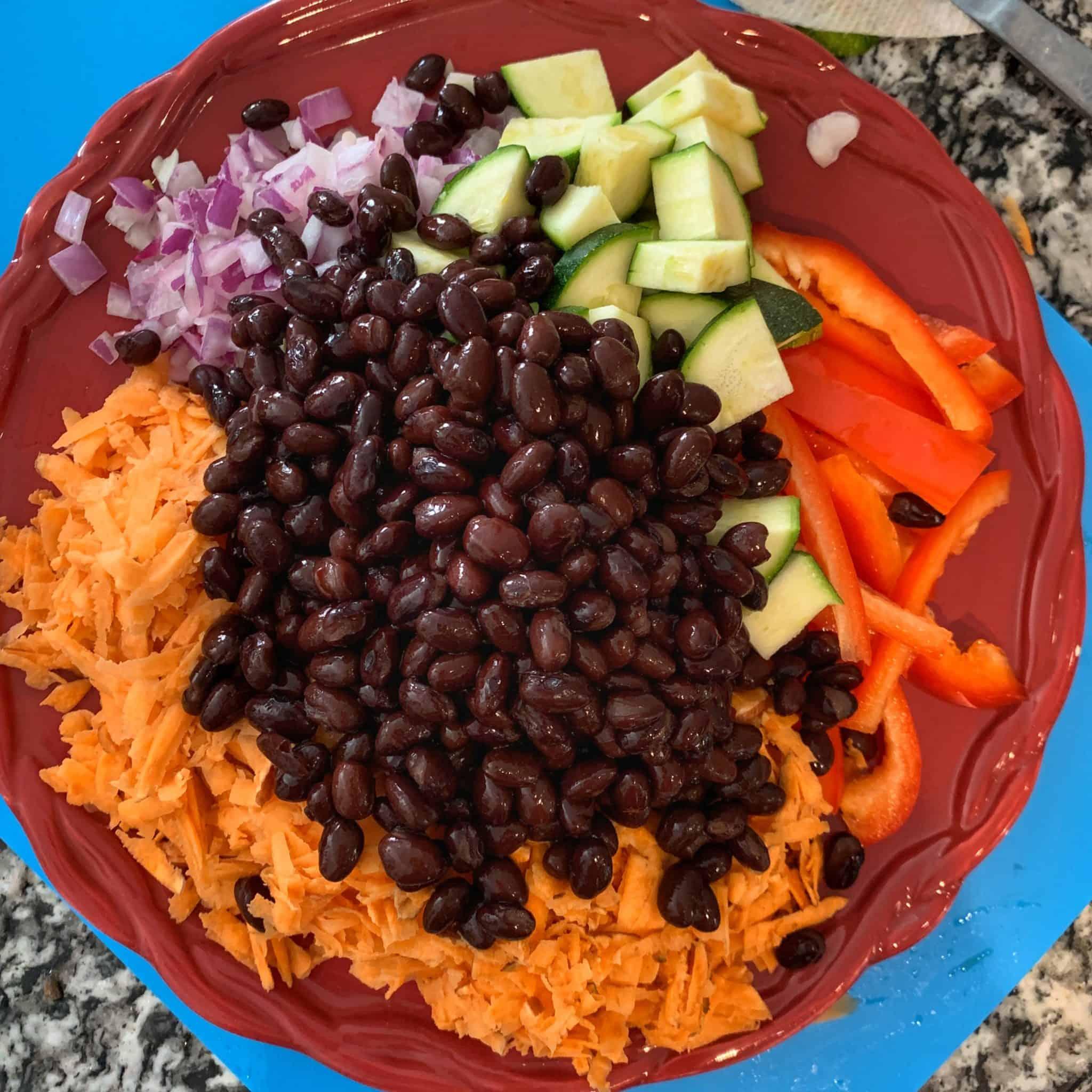 sweet potato breakfast hash ingredients