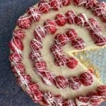 white chocolate raspberry protein cheesecake recipe