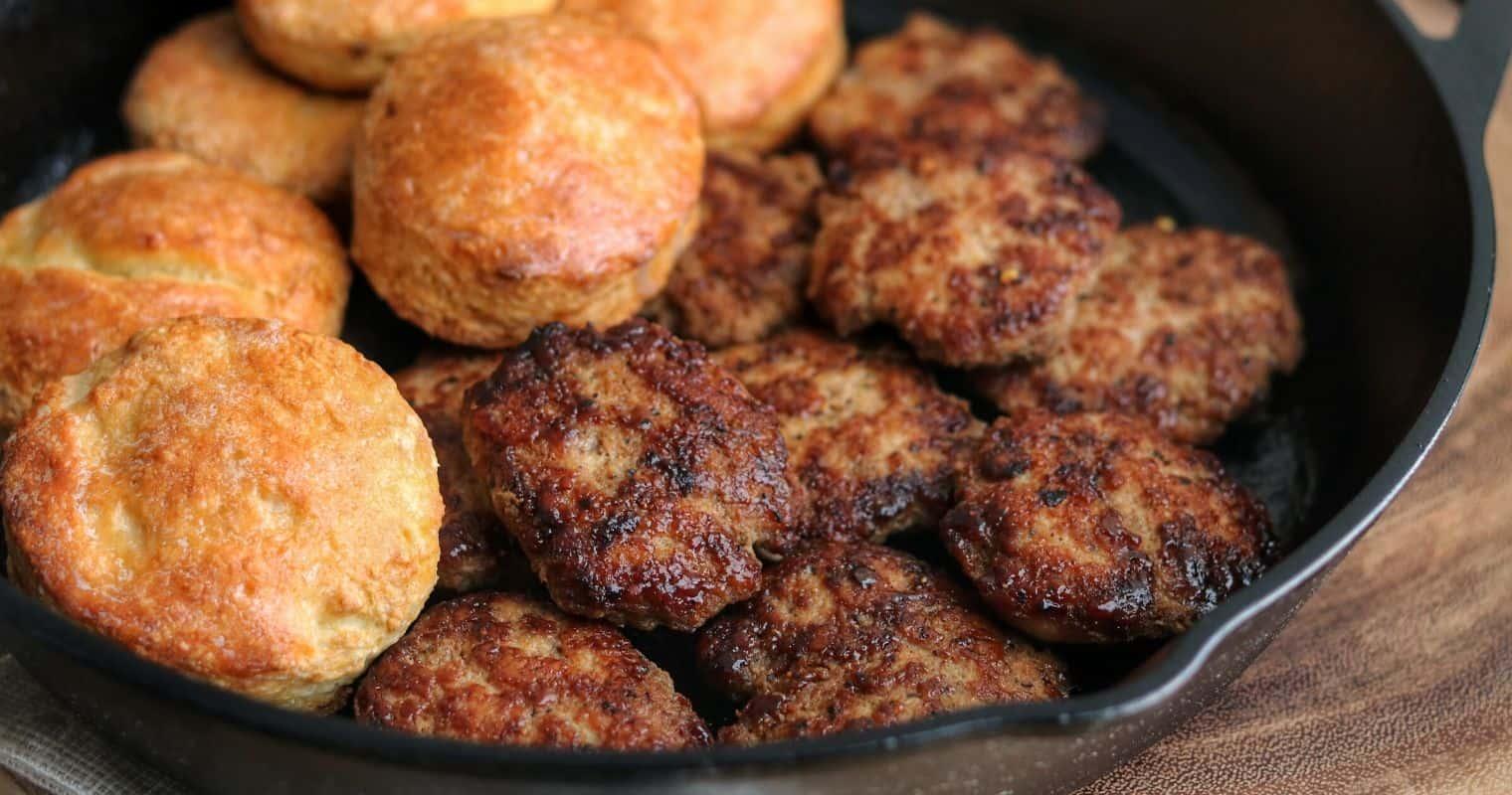 Homemade Chicken Breakfast Sausage