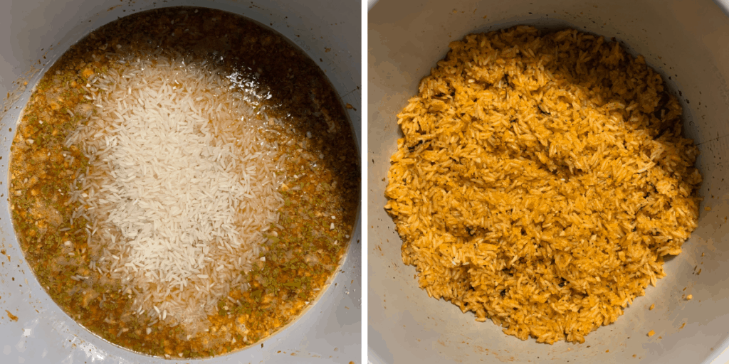 how to cook rice in a slow cooker