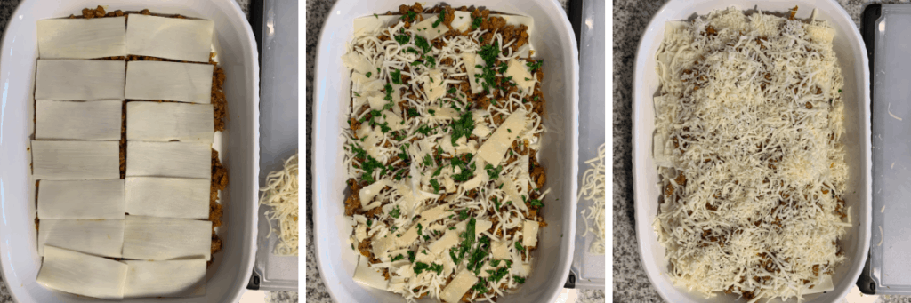 palmini lasagna noodles for low carb lasagna