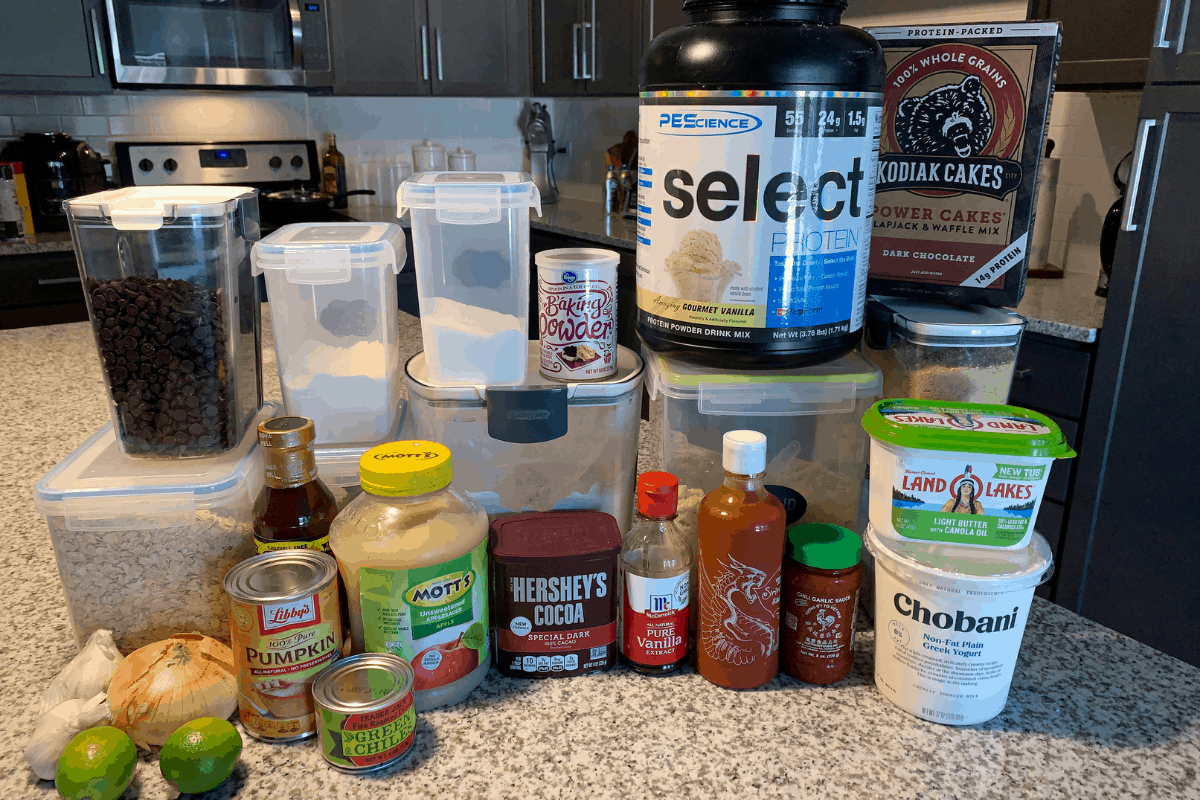 Staple Ingredients and Substitutions Guide