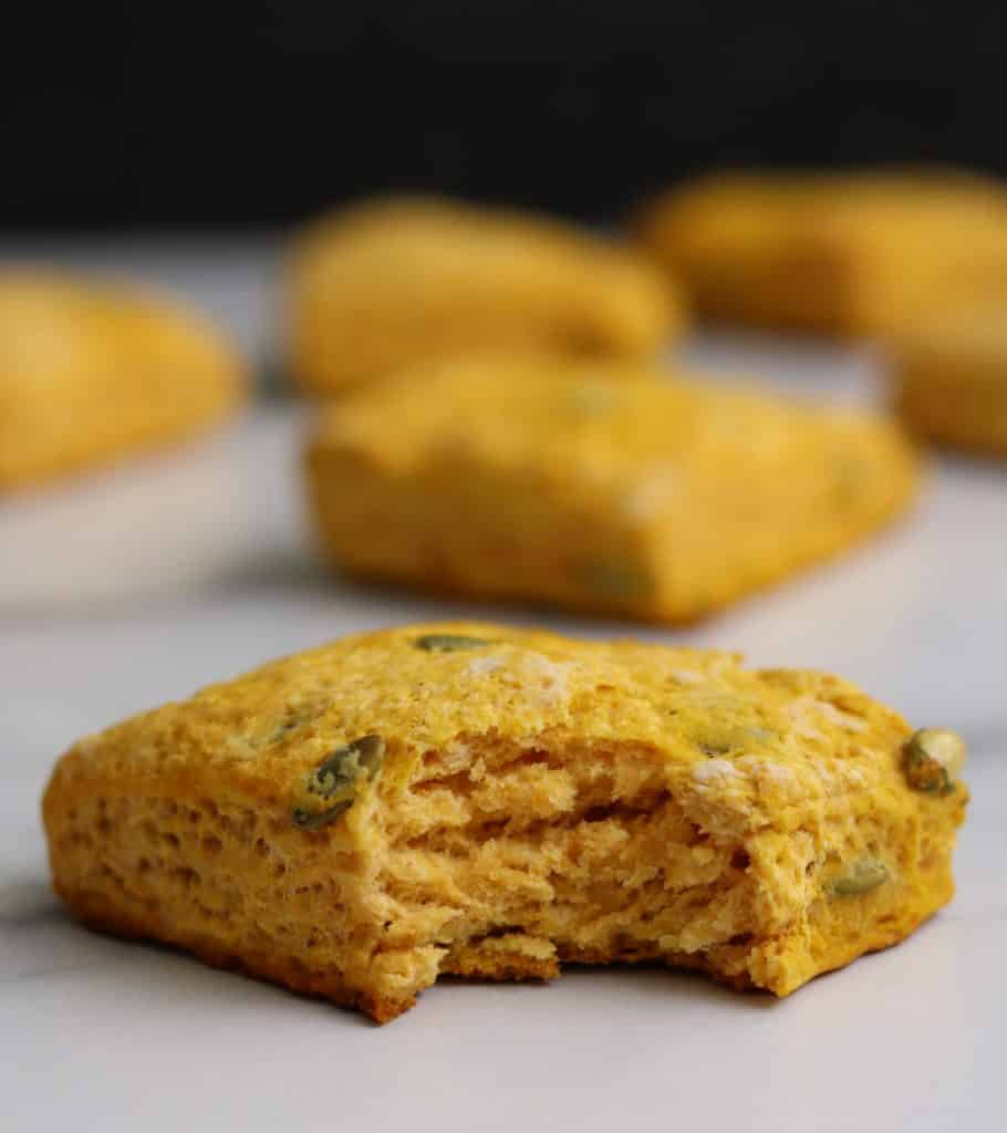 easy pumpkin biscuits recipe