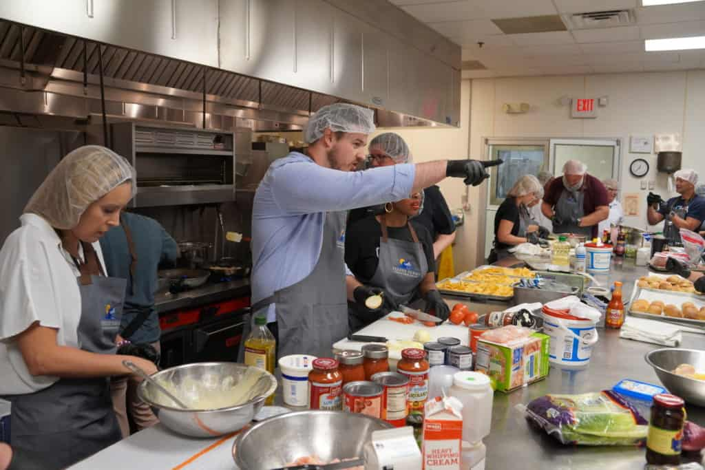 perdue farms experience cooking competition